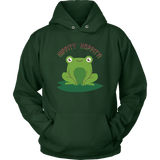 Funny Frog Lovers Hoodies - The Shoppers Outlet