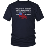 You Don't US Flag Tee Shirts - The Shoppers Outlet