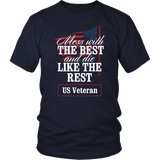 Mess With The Best US Veteran Tee Shirts (11 Colors) - The Shoppers Outlet
