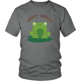 Frog Lovers Tee Shirts (7 Colors) - The Shoppers Outlet