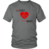 Nurses Cute n Skilled Enough Tee Shirts - The Shoppers Outlet