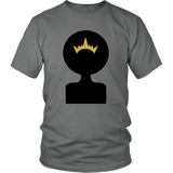 Afro Shadow Queen Tee Shirts (5 Colors) - The Shoppers Outlet