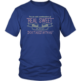 Real Sweet and Don't Mess With Me Tee Shirts - The Shoppers Outlet