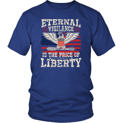 The Price Of Liberty Tee Shirts (9 Colors) - The Shoppers Outlet