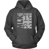 MLK 1963 HOODIE - The Shoppers Outlet