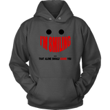 I'm Smiling Hoodies (9 Colors) - The Shoppers Outlet