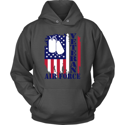 US Air Force Veteran Hoodies - The Shoppers Outlet