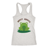 Frog Lovers Racerback Tank Tops - The Shoppers Outlet