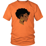 Natural Hair Beauty Tee Shirts - The Shoppers Outlet