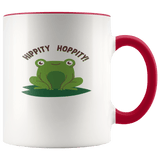 Funny Frog Accent Mugs (8 Colors) - The Shoppers Outlet