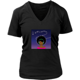 Music Dreamer V-Neck Tee Shirts - The Shoppers Outlet