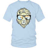 Hip Lion in Shades Tee Shirts - The Shoppers Outlet