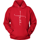 Faith Cross Hoodies (9 Colors) - The Shoppers Outlet