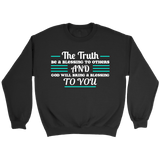 Be A Blessing To Others Crewneck Sweatshirts (7 Colors) - The Shoppers Outlet
