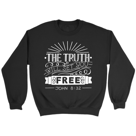 The Truth Crewneck Sweatshirts (7 Colors) - The Shoppers Outlet