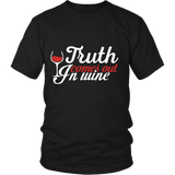 Wine and Truth Shirts - The Shoppers Outlet