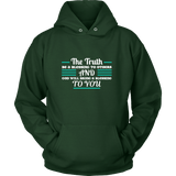 The Truth Blessings Hoodie Collection - The Shoppers Outlet