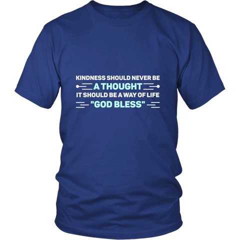 Kindness Tee Shirts (3 Colors) - The Shoppers Outlet