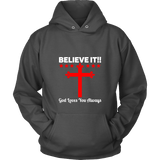 Believe It Hoodies (4 Colors) - The Shoppers Outlet