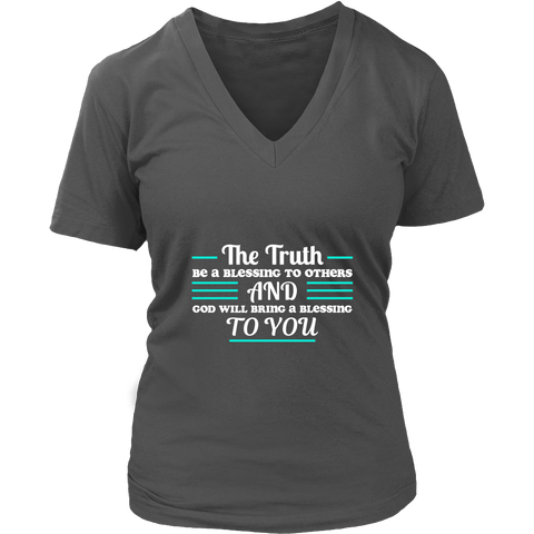 The Truth Blessing Shirts - The Shoppers Outlet