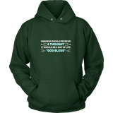 Kindness Hoodies (9 Colors) - The Shoppers Outlet