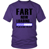 FART Now Loading Tee Shirts (12 Colors) - The Shoppers Outlet