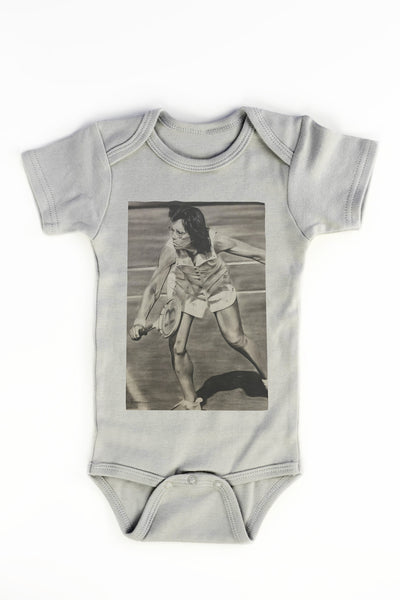 Billie Jean King Onesie