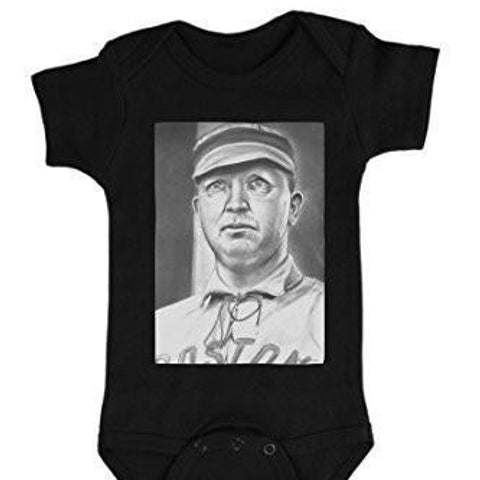 Cy Young Boston Onesie