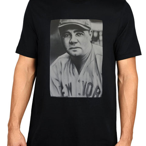 Babe Ruth Portrait Men's T-Shirt