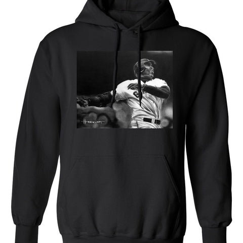 Barry Bonds SF Giants Men's Hoodie Sweatshirt