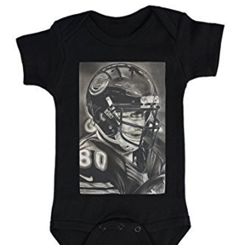 Chicago Bears Helmet Onesie