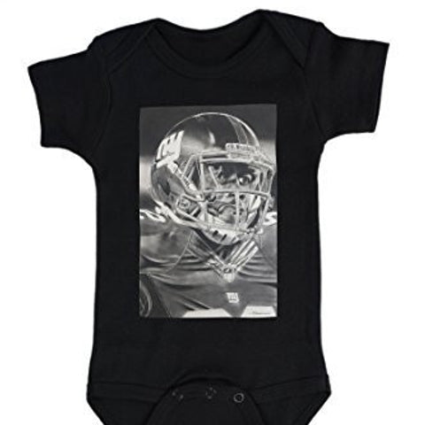 Giants Helmet Onesie