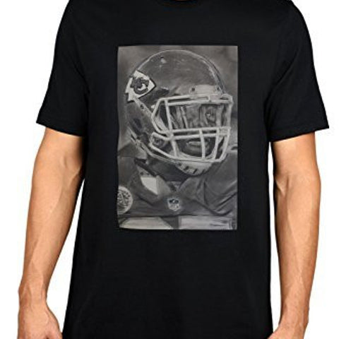 Kansas City Chiefs Helmet Mens T-Shirt