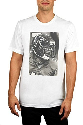 Atlanta Falcons Helmet T-Shirt