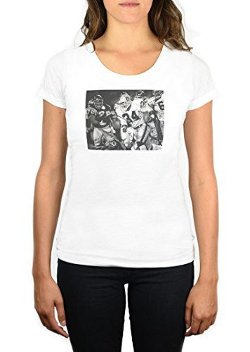 Action Jackson feat. Bo Jackson Womens T-Shirt
