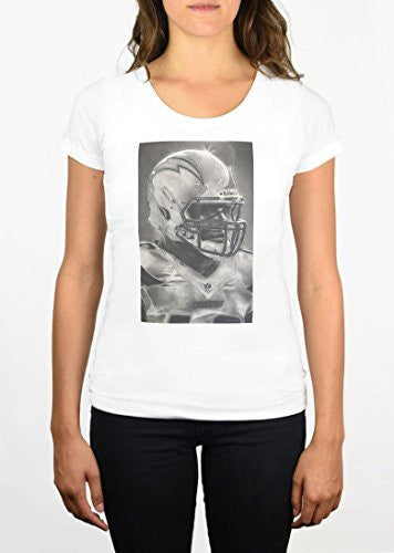 Chargers Helmet T-Shirt