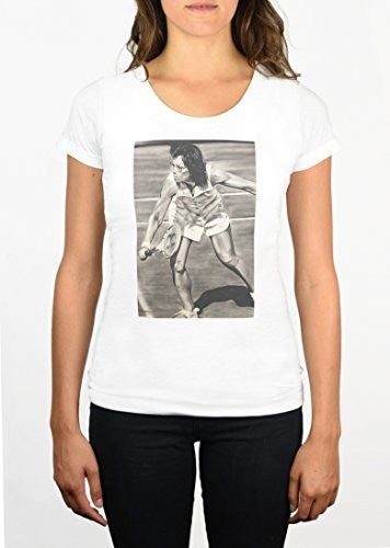 Billie Jean King Womens T-Shirt