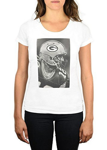 Aaron Rodgers Womens T-Shirt