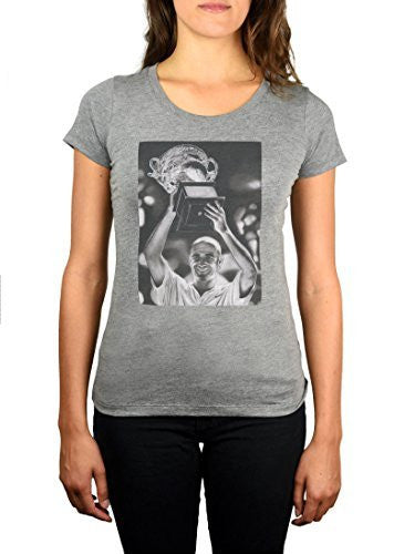 Andre Agassi Womens T-Shirt