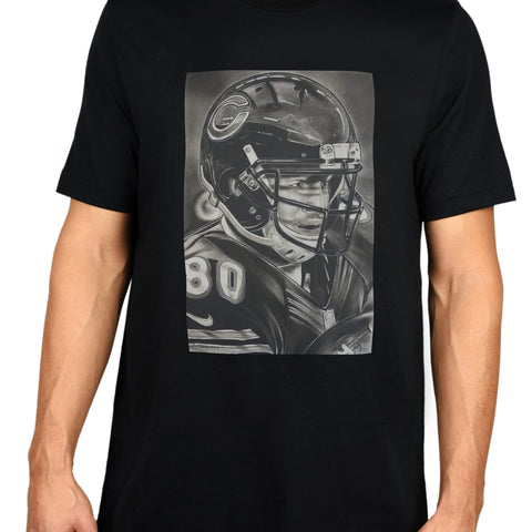 Chicago Bears Helmet Mens T-Shirt