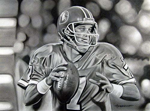 Load image into Gallery viewer, John Elway Print