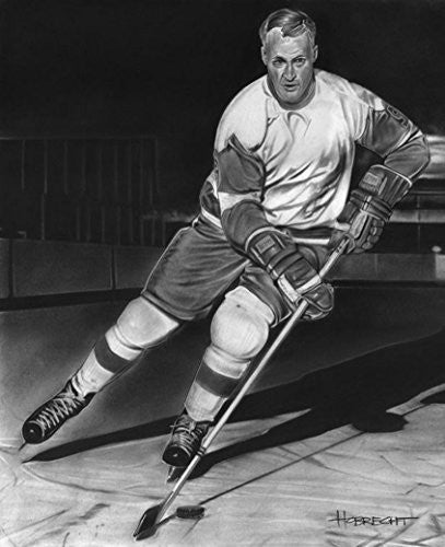 Load image into Gallery viewer, Gordie Howe 1 Print