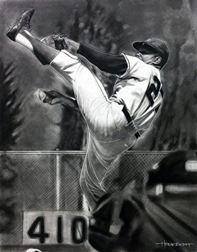 Load image into Gallery viewer, Juan Marichal Print