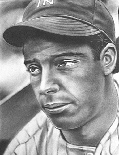 Load image into Gallery viewer, Joe DiMaggio Print
