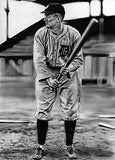 Ty Cobb At Bat Print