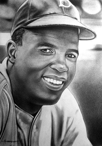 Load image into Gallery viewer, Jackie Robinson Print