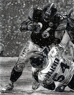 "Jerome ""The Bus"" Bettis Print"