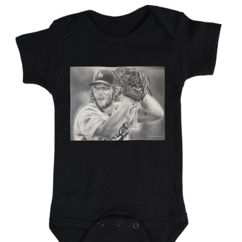 Clayton Kershaw One-piece