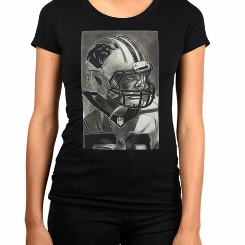 Panthers Helmet T-Shirt