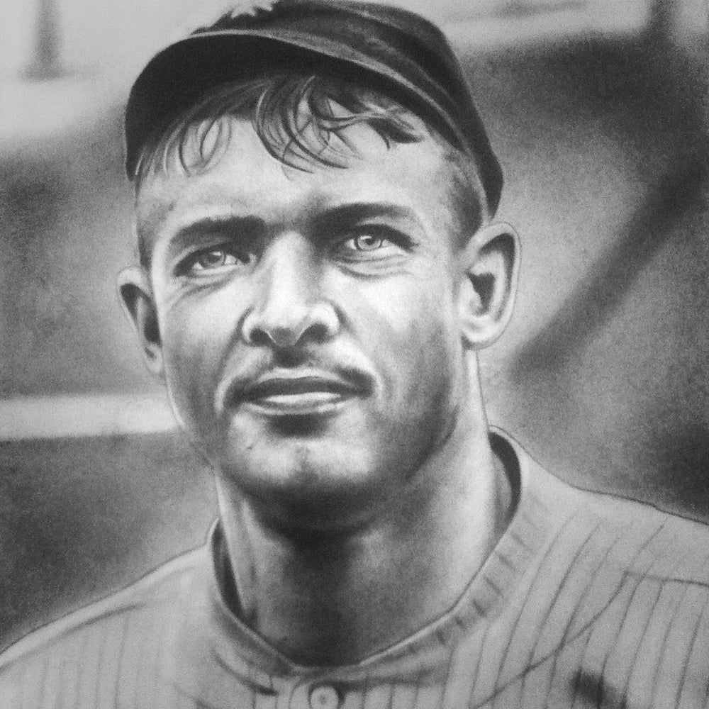 Load image into Gallery viewer, Christy Mathewson Print